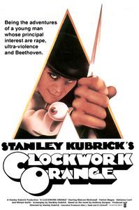 """Stanley Kubrick's Clockwork Orange 12x18"""" Poster"""