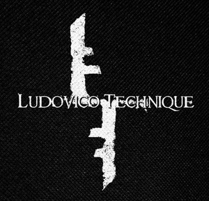 "Ludovico Technique Logo 4x4"" Printed Patch"