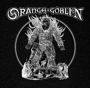 "Orange Goblin Summer Sermons 4x4"" Printed Patch"