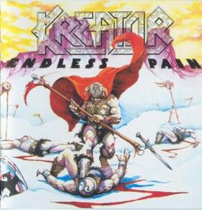 "Kreator - Endless Pain 4x4"" Color Patch"