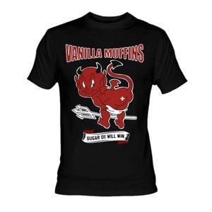 Vanilla Muffins Sugar Oi! Will Win T-Shirt