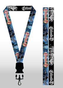 Entombed - Left Hand Path Lanyard