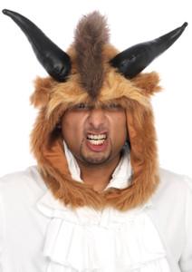 Beauty & Beast Hood Hat