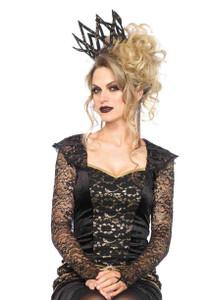 Black Lace Crown
