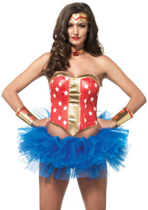 Wonder Woman Costume Kit