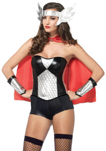 Thor Womens Costume Kit