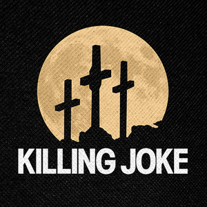 "Killing Joke - Absolute Dissent Art 4x4"" Color Patch"