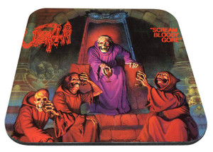 "Death - Scream Bloody Gore 9x7"" Mousepad"