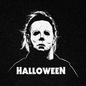 "John Carpenter's Halloween Michael Myers 4x4"" Printed Patch"