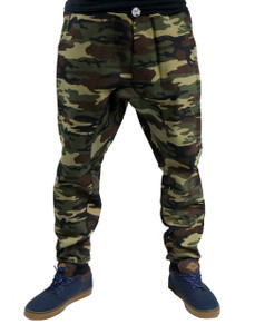 Fango Clothing - One Size Sporty Camouflage Pants