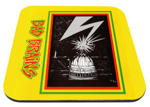 "Bad Brains 9x7"" Mousepad"