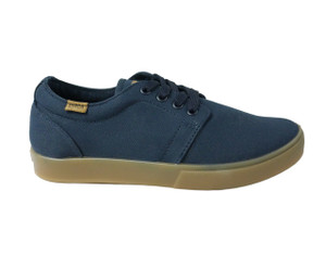 Circa - Navy and  Gum Drifter Sneaker