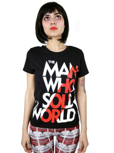 The Man Who Sold The World Girls Top