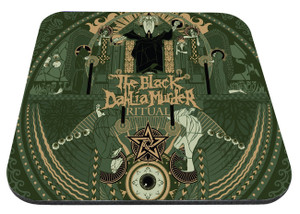"The Black Dahlia Murder - Ritual 9x7"" Mousepad"