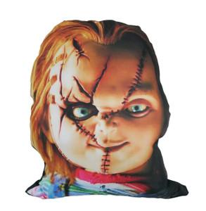 Chucky Cut Out Throw Pillow