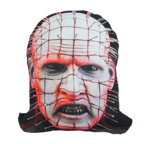Go Rocker - Pinhead Shaped Throw Pillow