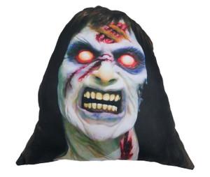 Evil Dead's Cheryl Williams Throw Pillow