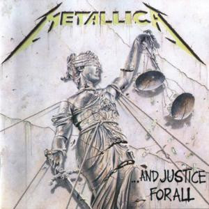 "Metallica - And Justice For All 4x4"" Color Patch"