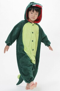 Dinosaur Kigurumi Kids Size Onesie