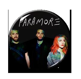 """Paramore Band 1.5"""" Pin"""