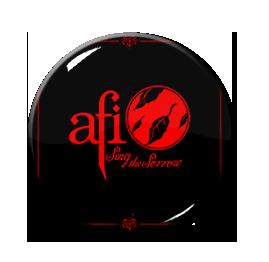 "A.F.I. - Sing the Sorrow 1.5"" Pin"