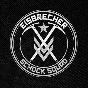 "Eisbrecher Shock Squad Logo 4x4"" Printed Patch"