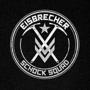 "Eisbrecher Shock Squad Logo 4x4"" Printed Patch"