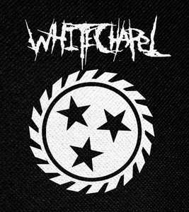 "Whitechapel - Stars 4x4"" Printed Patch"