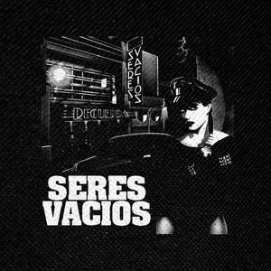 """Seres Vacios Recuerda 4x4"""" Printed Patch"""