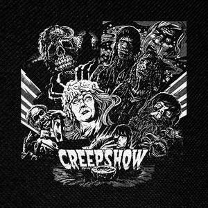 "Creepshow 4x4"" Printed Patch"