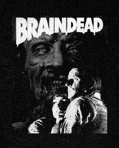 "Braindead 4x4"" Printed Patch"