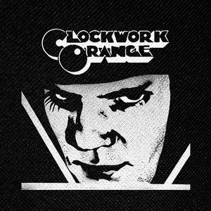 "Clockwork Orange Alex DeLarge 4x4"" Printed Patch"
