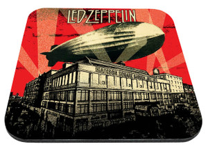 "Led Zeppelin - Madison Square Garden 9x7"" Mousepad"