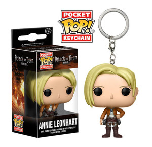 Attack on Titan - Annie Pocket Pop Key Chain