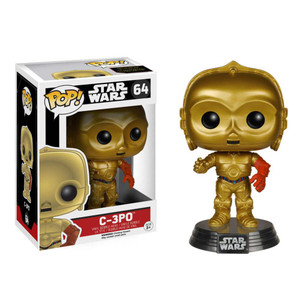 Star Wars: C-3PO #64 Funko Pop