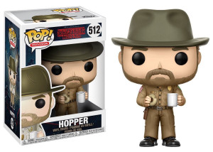 Stranger Things Season 2 - Hopper Funko Pop #512
