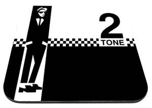 "2 Tone 9x7"" Mousepad"
