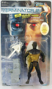 Kenner - Terminator 2 White Hot T-1000