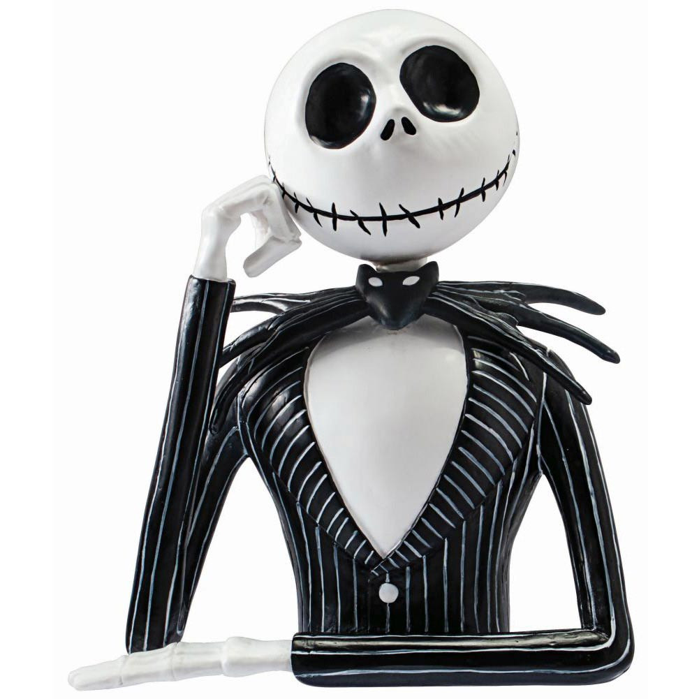 The Nightmare Before Christmas Jack Skellington Coin Bank