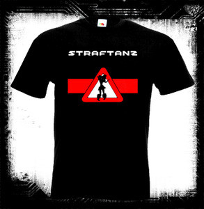 Straftanz Logo T-Shirt Last Ones In Stock!