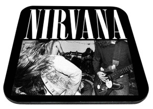 "Nirvana - Bleach 9x7"" Mousepad"