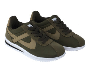 Panam - Ultra Xolo Olive and Green Low Top Unisex Sneaker