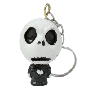 The Nightmare Before Christmas - Jack Skellington Keychain