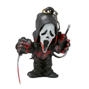 Scream - Ghostface Keychain