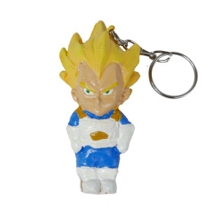Dragon Ball Z - Super Saiyan Vegeta Keychain