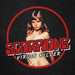 "Scorpions - Virgin Killer Backpatch 14x14"""
