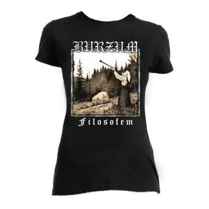 Burzum Filosofem Blouse T-Shirt