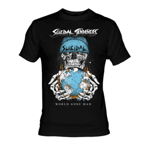 Suicidal Tendencies - World Gone Mad T-Shirt