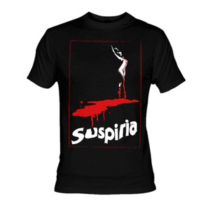 Dario Argento's Suspiria Movie T-Shirt