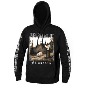 Burzum Filosofem Hooded Sweatshirt